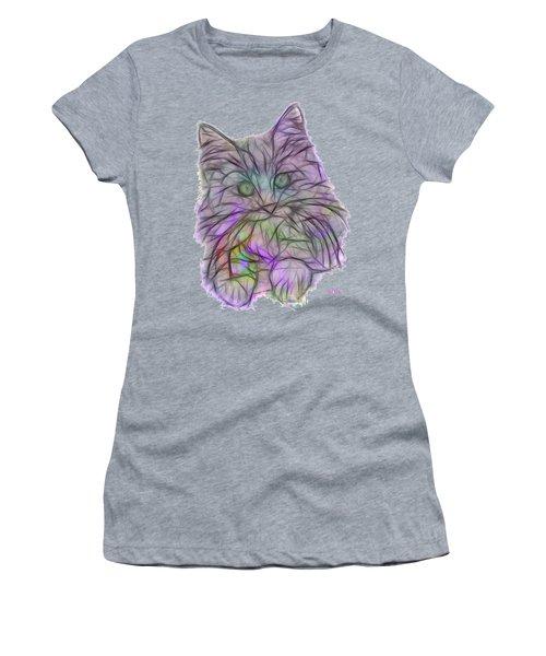 Too Cute Women's T-Shirt (Junior Cut) by John Robert Beck