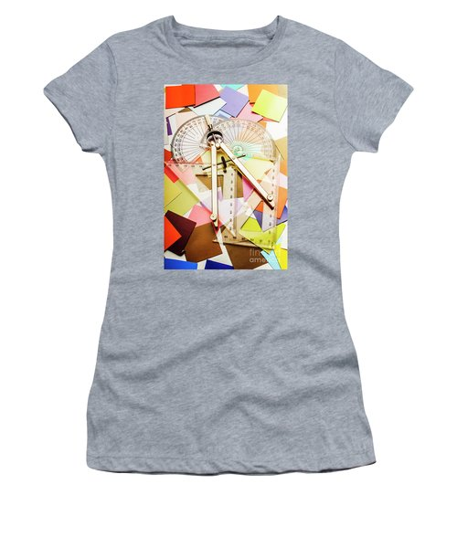 Tools Of Architectural Design Women's T-Shirt