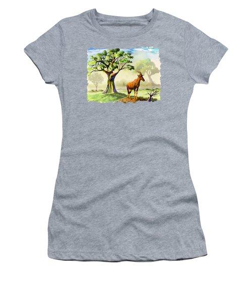 Topi The Antelope Women's T-Shirt