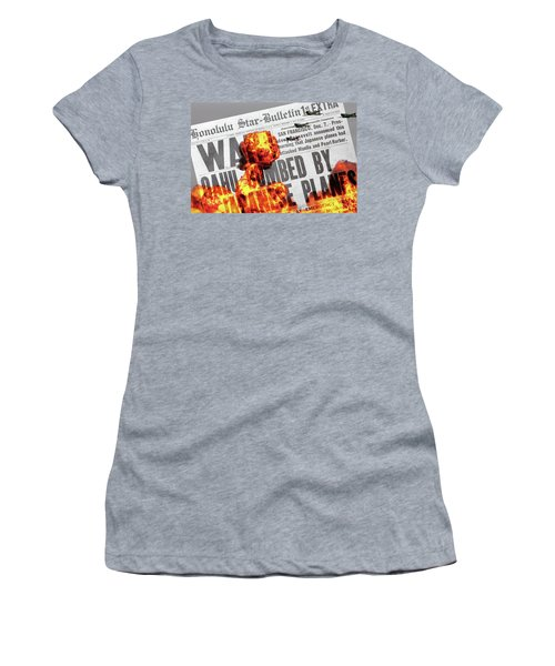 Tora Tora Tora Women's T-Shirt (Athletic Fit)