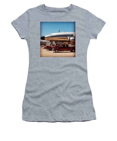 Torque Fest Pima Air And Space Museum Women's T-Shirt