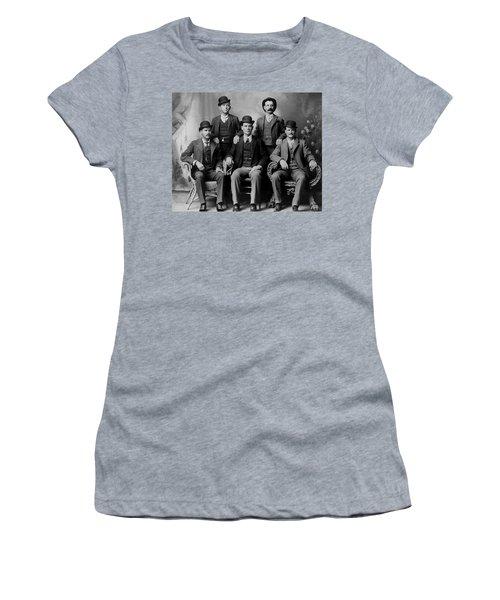 Tough Men Of The Old West 2 Women's T-Shirt
