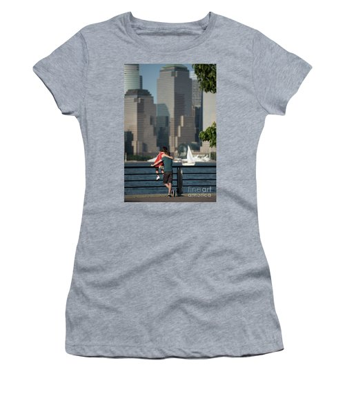 Tourists Women's T-Shirt (Athletic Fit)