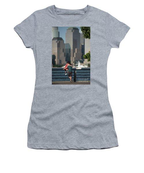 Tourists Women's T-Shirt (Athletic Fit)