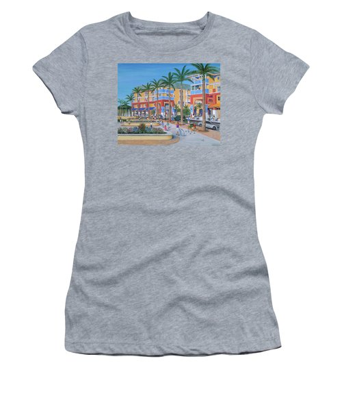 Town Center Abacoa Jupiter Women's T-Shirt