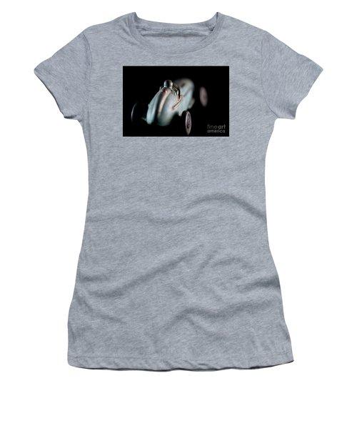 Toy Race Car Women's T-Shirt (Athletic Fit)