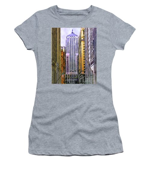Trading Places Women's T-Shirt (Athletic Fit)
