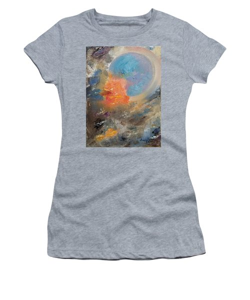 Trajectory Women's T-Shirt (Athletic Fit)