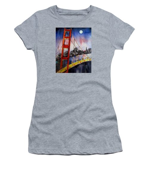 Trip To Airport Mazie And Myles Women's T-Shirt (Athletic Fit)
