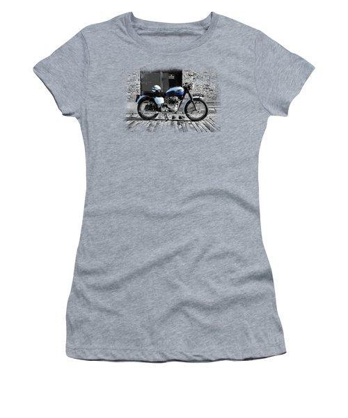 Triumph Bonneville T120 Women's T-Shirt (Athletic Fit)