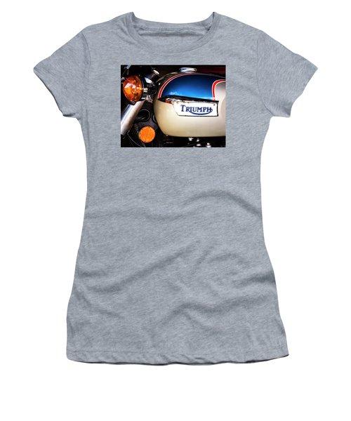 Triumph Motorcyle Women's T-Shirt