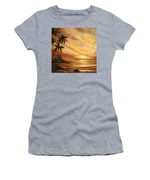 Tropical Sunset 65 Women's T-Shirt