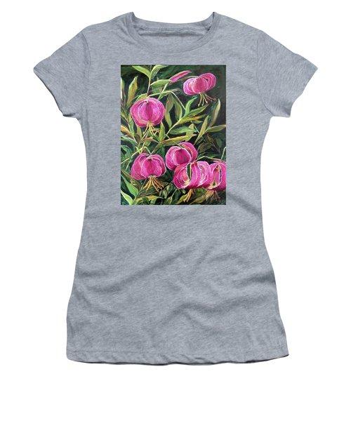 Turk Tigers In My Garden Women's T-Shirt