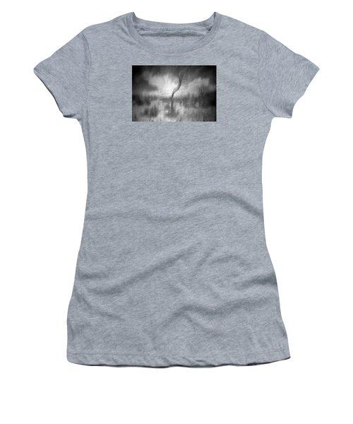 Turn Around  Women's T-Shirt (Junior Cut) by Mark Ross