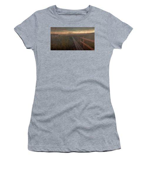 Turn To Infinity #g6 Women's T-Shirt