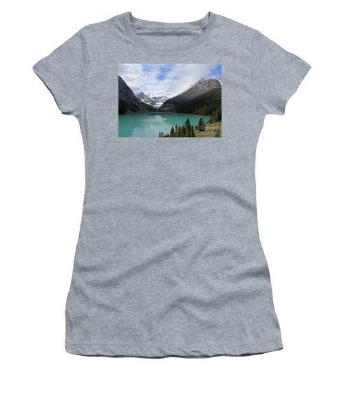 Turquoise Lake Women's T-Shirt