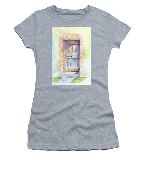 Tuscan Doorway Women's T-Shirt