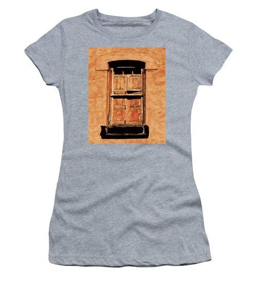 Twilight On Galisteo Women's T-Shirt (Athletic Fit)