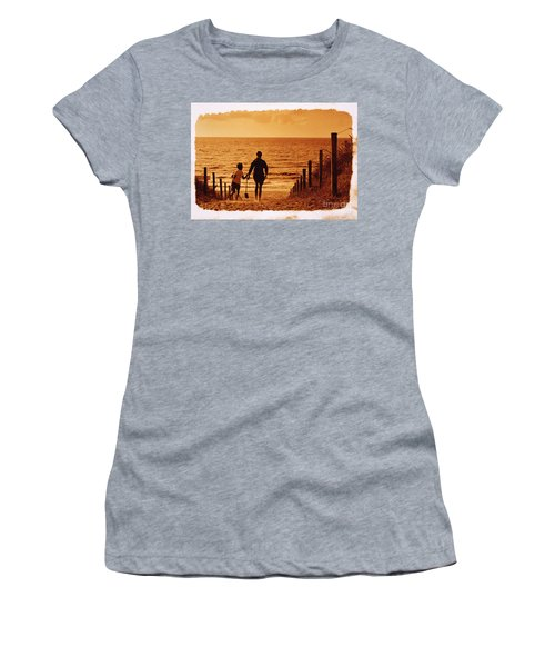 Two At Sea Women's T-Shirt (Athletic Fit)