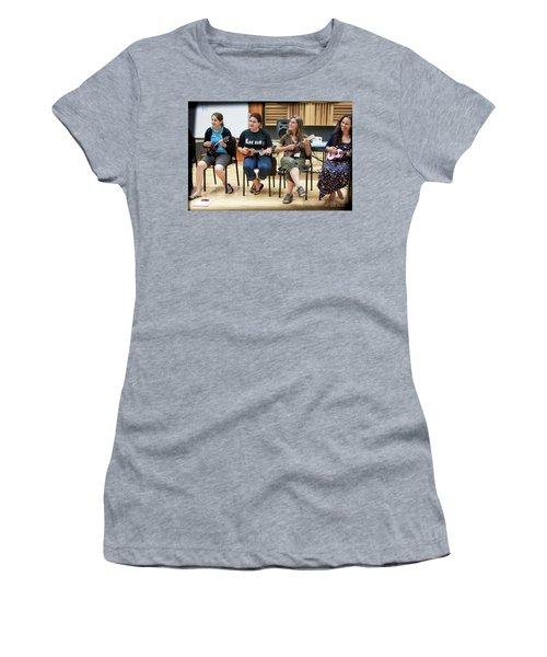Ukelele Ensemble Women's T-Shirt