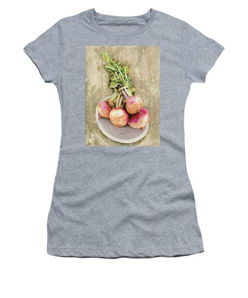 Un Piatto Di Rape Women's T-Shirt