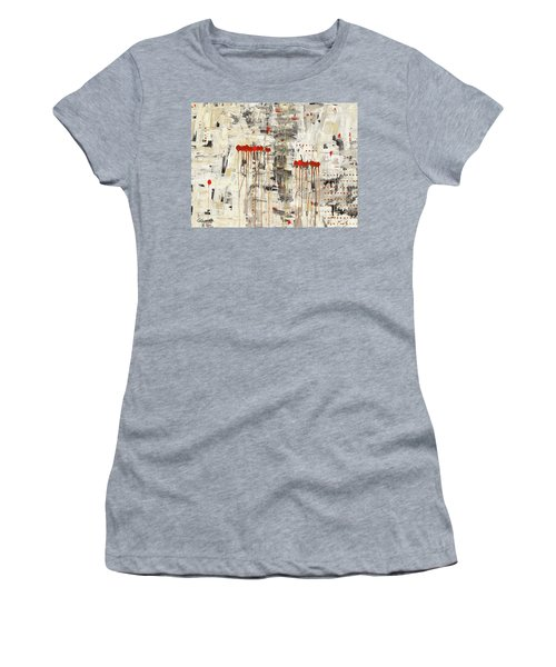 Un Pour Tous Women's T-Shirt (Athletic Fit)