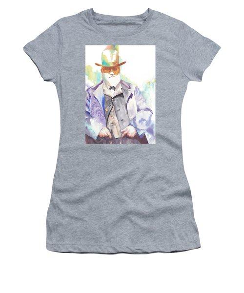 Uncle David Nation, Circa 1900 Women's T-Shirt