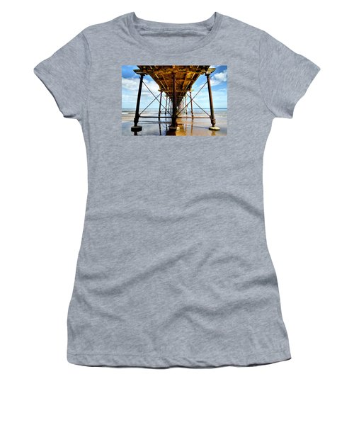 Under The Boardwalk Women's T-Shirt
