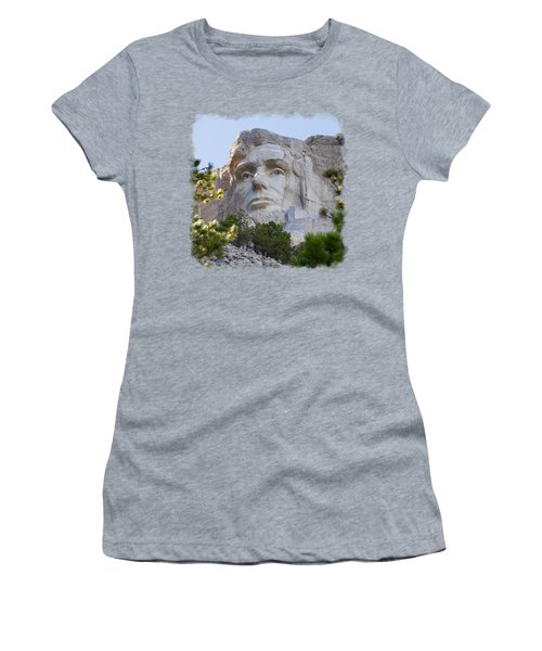 Unfinished Lincoln 3 Women's T-Shirt
