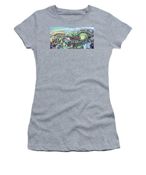 Unify Fest 2017 Women's T-Shirt (Athletic Fit)