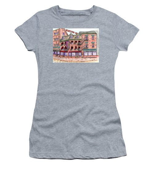 Union Osyter House Boston Women's T-Shirt (Junior Cut)