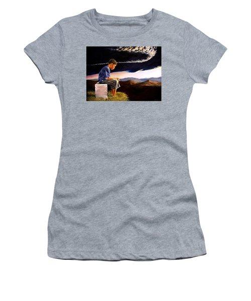Unscarred Mountain Women's T-Shirt
