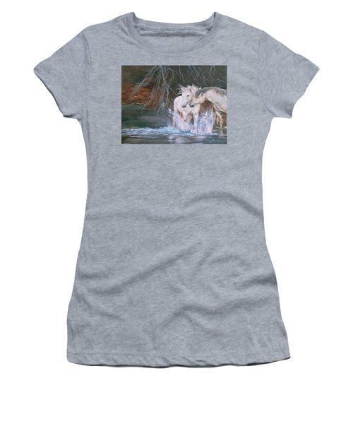 Unspoken Persuasion Women's T-Shirt (Athletic Fit)