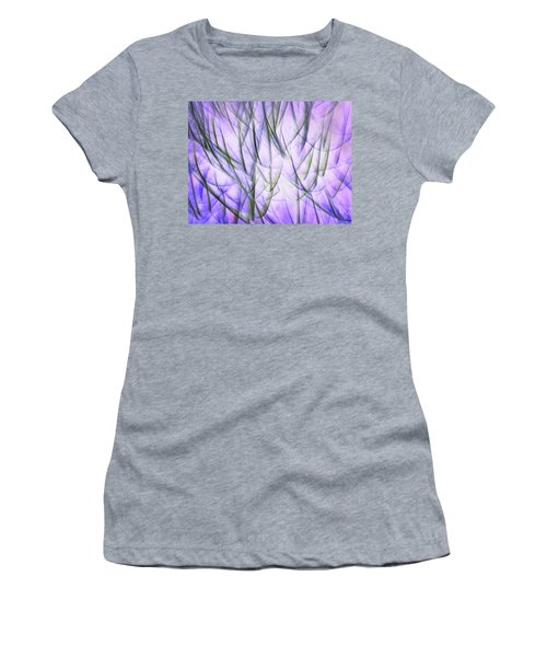 Untitled #8080224, From The Soul Searching Series Women's T-Shirt (Athletic Fit)