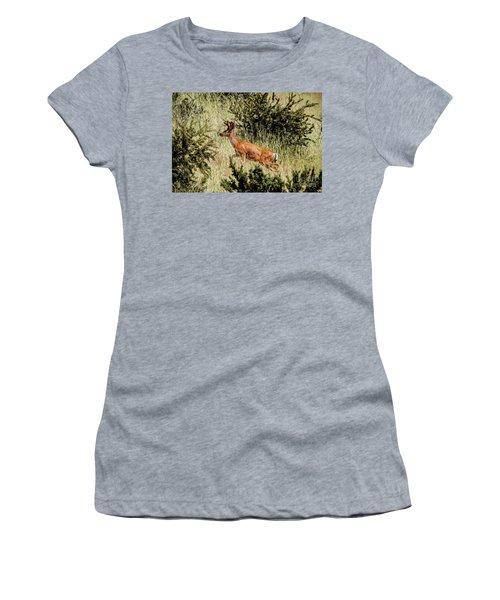 Up The Bank Women's T-Shirt