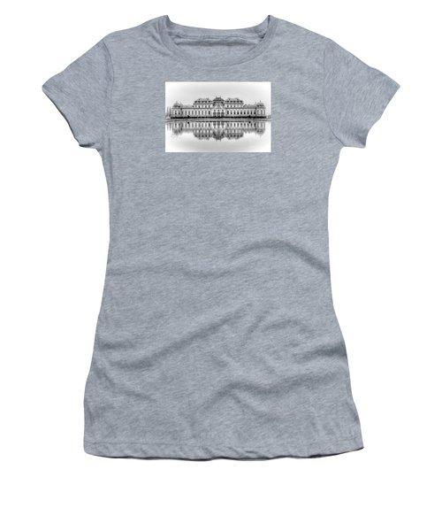 Upper Belvedere Palace, Vienna Women's T-Shirt