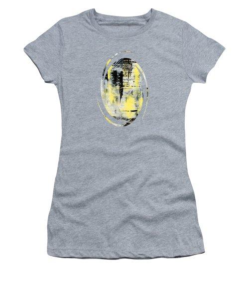 Urban Abstract Women's T-Shirt (Junior Cut) by Christina Rollo