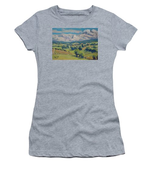 Valley Schweiberg Women's T-Shirt (Athletic Fit)