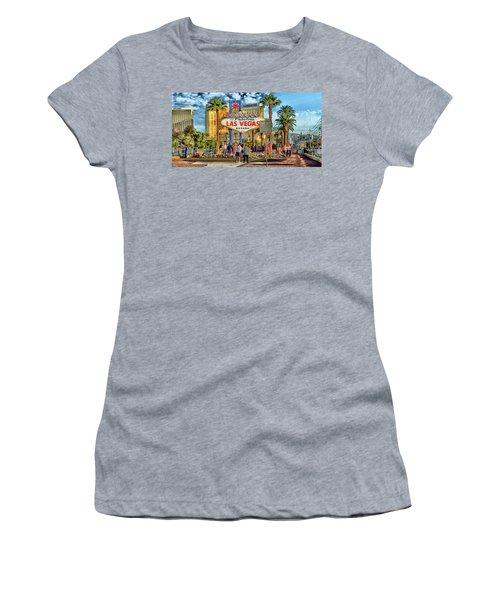 Vegasstrong Women's T-Shirt