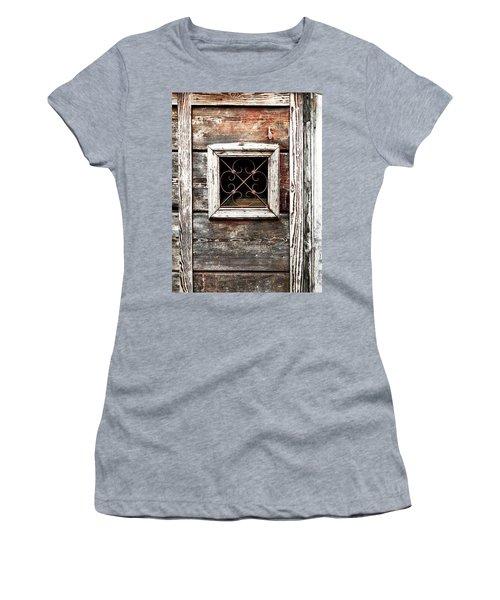 Venetian Window Women's T-Shirt