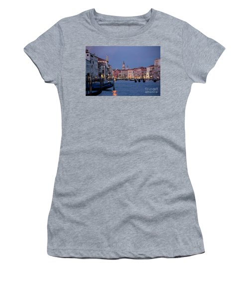 Venice Blue Hour 2 Women's T-Shirt
