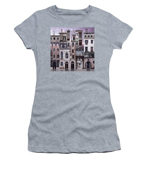 Venice Reconstruction 1 Women's T-Shirt (Athletic Fit)