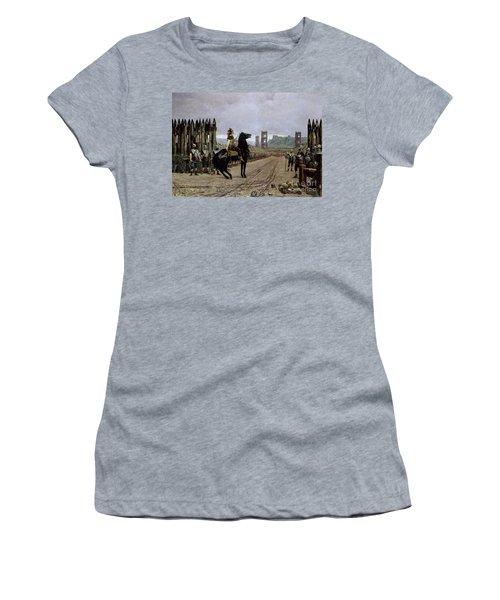 Vercingetorix Before Caesar Women's T-Shirt