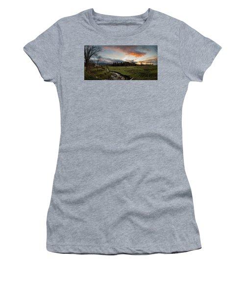 Vermont Sunset Women's T-Shirt