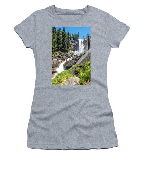 Vernal Falls- Women's T-Shirt