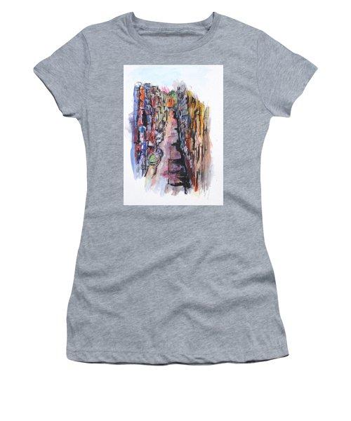 Vicolo De Napoli Women's T-Shirt (Junior Cut)