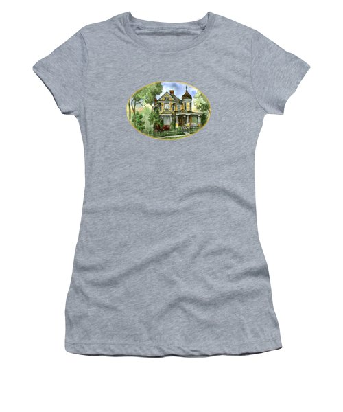 Victorian In The Avenues Women's T-Shirt