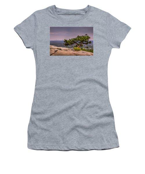 View From Stone Mountain Women's T-Shirt