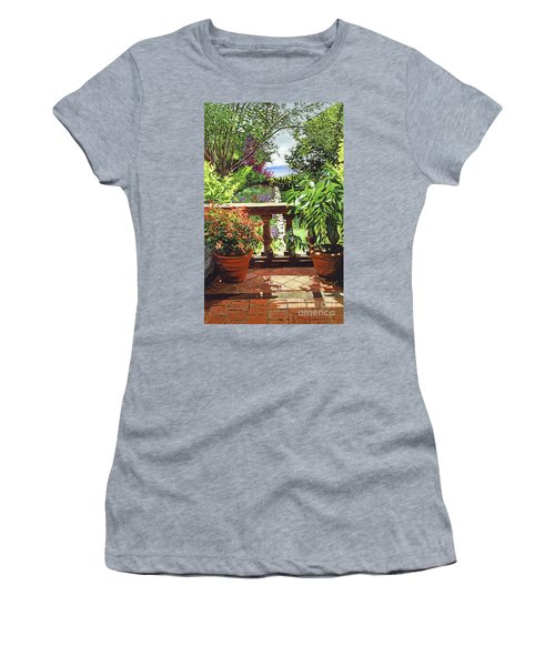 View From The Royal Garden Women's T-Shirt
