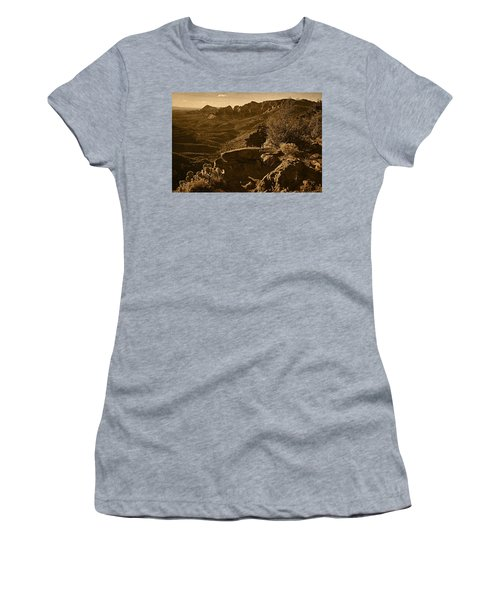 View From The Top Tnt Women's T-Shirt